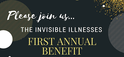 Invisible Illnesses Fund Raiser May 3