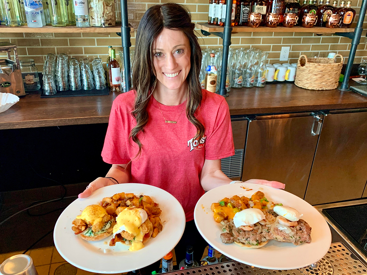 Three Brunch Benedicts That Will Make Your Mouth Water