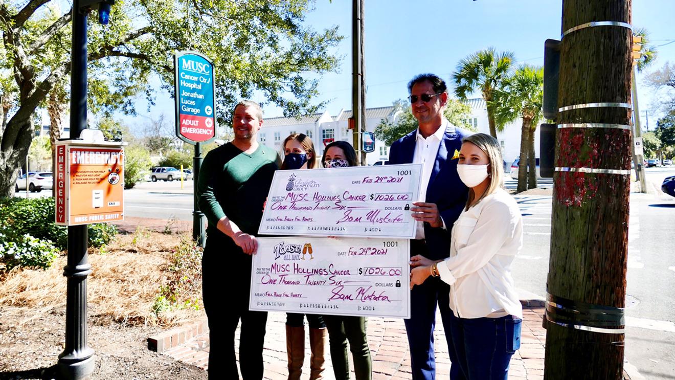 Charleston Hospitality Group founder starts new scholarship program