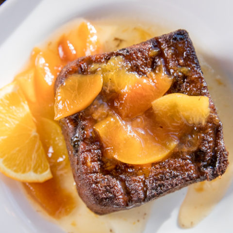 Deluxe Stuffed French Toast