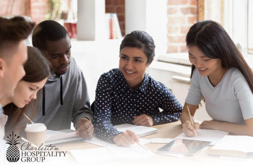 Apply Now! Sam Mustafa Charleston Scholarship Program
