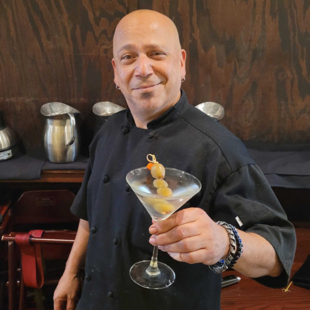 Billy Noisette, Head Chef at Eli's Table
