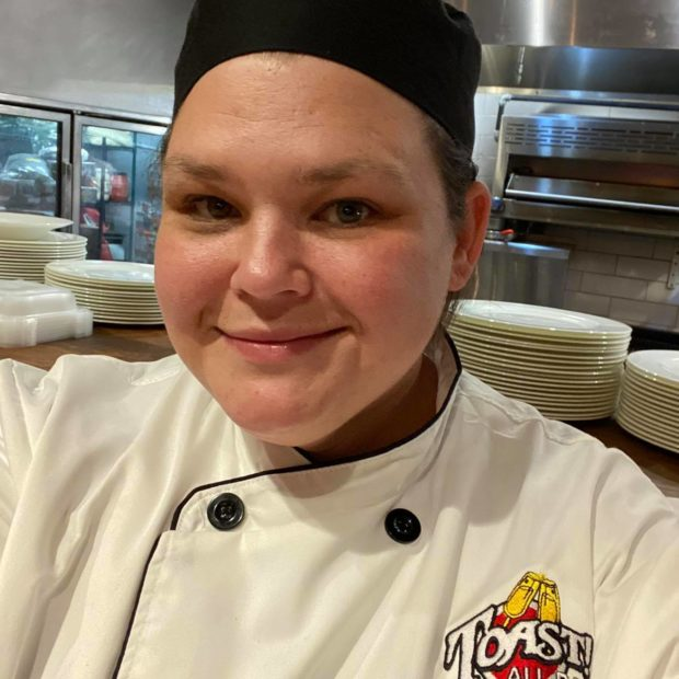 Kelli Mckinley, Bakery Chef at Toast All Day