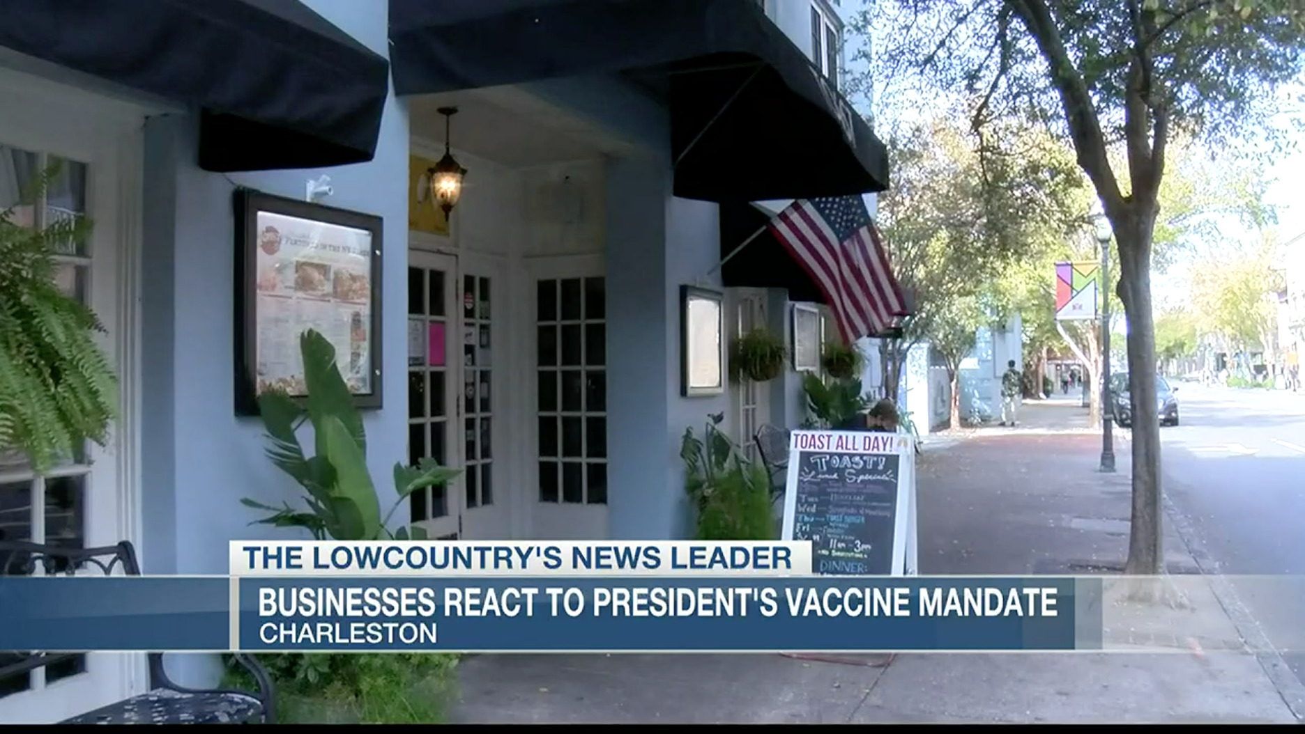 Charleston Hospitality Group's CMO speaks on Covid-19 vaccination policies