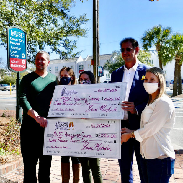 Musc Breast Cancer Research Donations